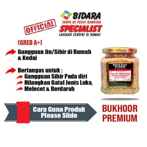 bukhoor premium