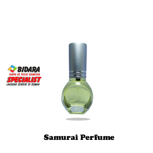 Samurai Perfume2