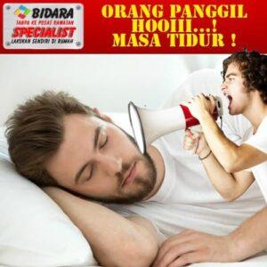 gangguan semasa tidur